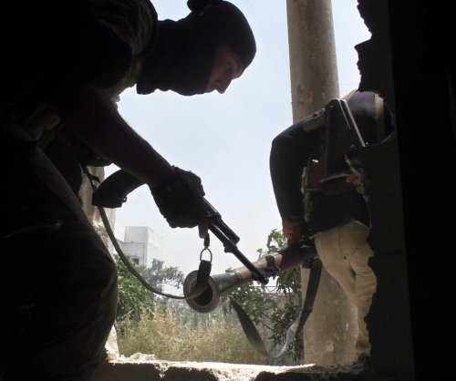Two Hezbollah commanders killed fighting rebels in Syria's Idlib province
