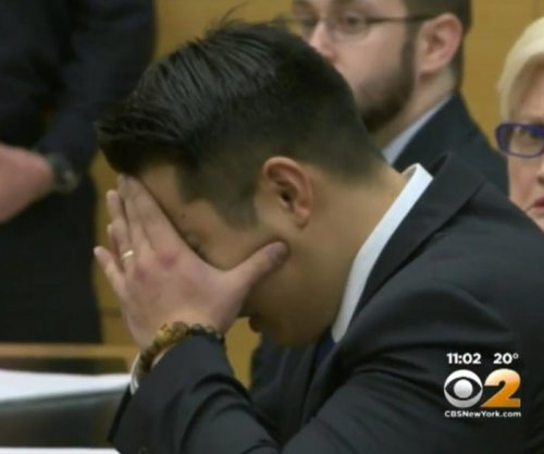 NYC police officer found guilty of manslaughter in Brooklyn stairway shooting