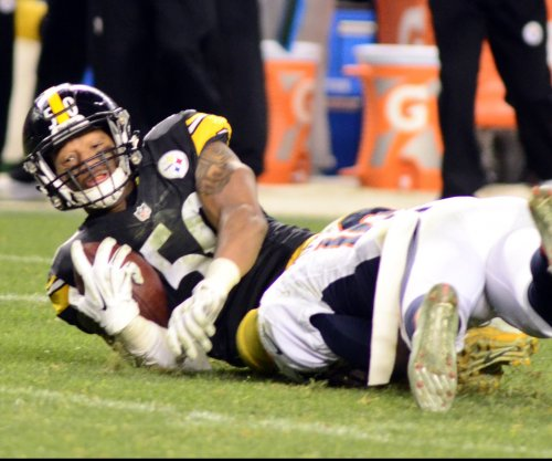 Pittsburgh Steelers' Ryan Shazier beats Antonio Brown, teammates in footrace