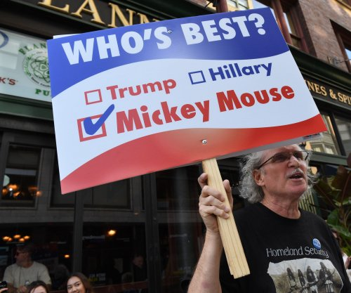 Demonstrators peaceful on first day of GOP convention