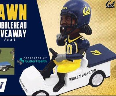 California giving away Marshawn Lynch injury cart bobblehead
