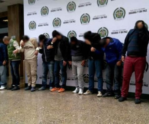 Colombia arrests 22 suspected 'Clan of the Gulf' gang members