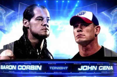 WWE Smackdown Live: John Cena battles Baron Corbin, the Wyatt Family begin to implode