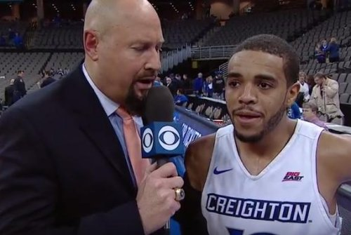 Creighton G Maurice Watson Jr. faces sexual-assault charge