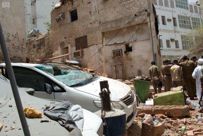 Five arrested in foiled attack on Grand Mosque in Saudi Arabia