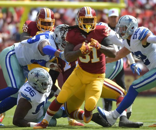 Matt Jones: Indianapolis Colts waive former Washington Redskins running back
