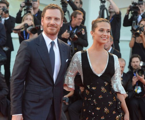 Report: Michael Fassbender, Alicia Vikander are married