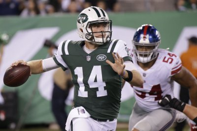New York Jets QB Sam Darnold impressive, but not a star yet