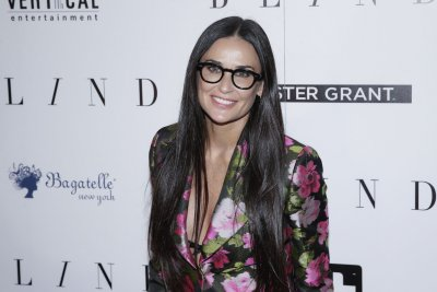 Demi Moore's memoir 'Inside Out' to arrive in September
