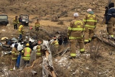 Four bodies recovered from Montana plane crash