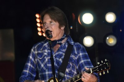 Famous birthdays for May 28: John Fogerty, Kylie Minogue