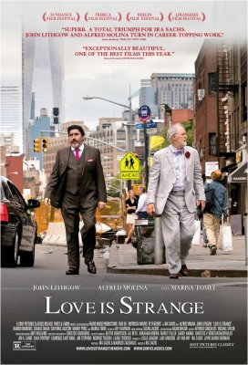 'Love is Strange' is 'a classic love story,' says director Ira Sachs