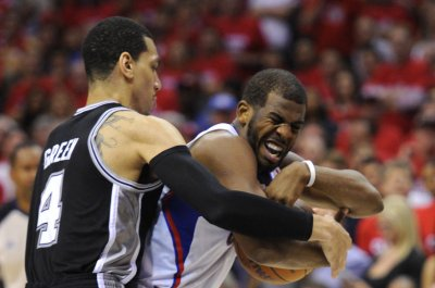 Los Angeles Clippers dismiss San Antonio Spurs from playoffs