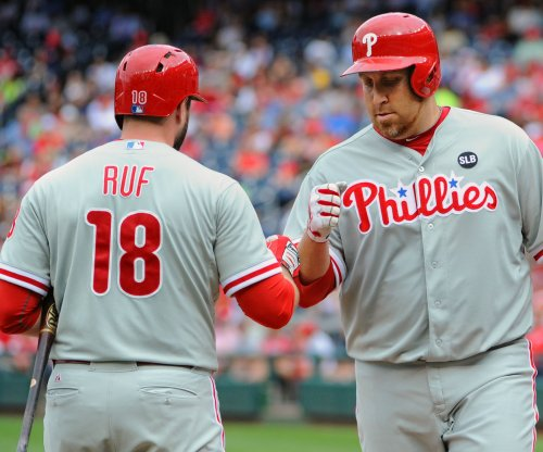 Bryce Harper, Jonathan Papelbon scuffle, then Nationals implode vs. Phillies