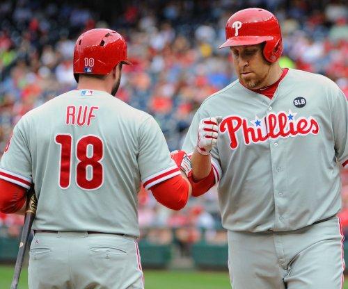 Bryce Harper, Jonathan Papelbon scuffle, then Nationals implode vs. Phillies