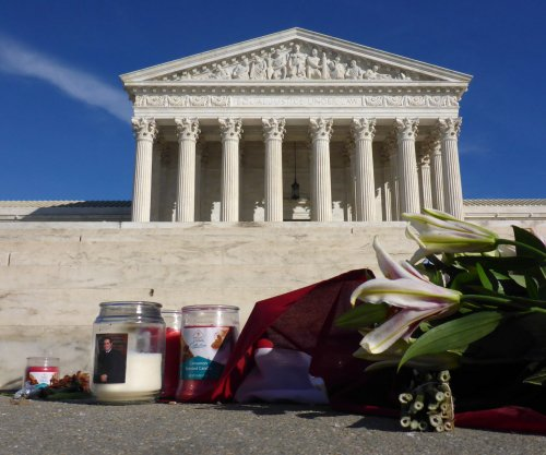 Justice Scalia to lie in repose at Supreme Court on Friday