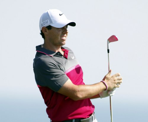 Rory McIlroy aces No. 16 at Augusta National