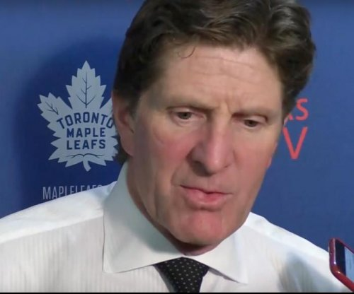 Toronto Maple Leafs stymie New York Rangers at MSG