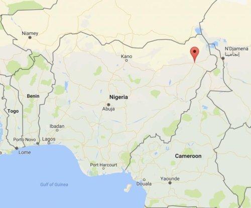 4 suicide bombers kill more than dozen in Nigeria