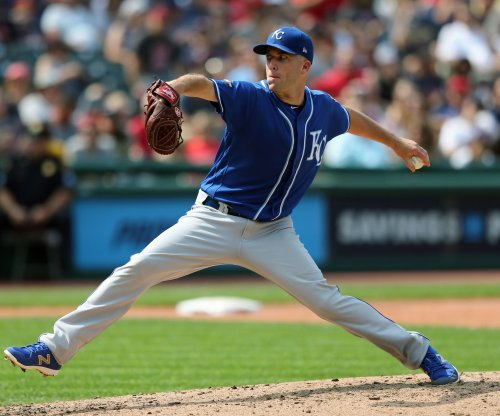 Royals' Duffy hopes for better outing against Indians