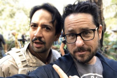Lin-Manuel Miranda wrote music for 'Star Wars: The Rise of Skywalker'