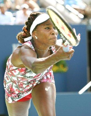 Venus Williams through to semifinals in Auckland