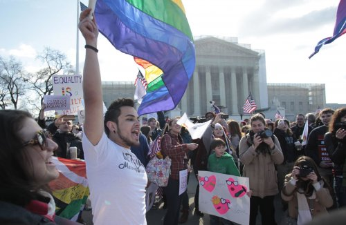 Hundreds take advantage of new Colorado civil union law