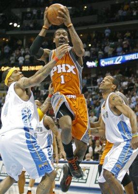 NBA: Phonix 115, Houston 111 (OT)