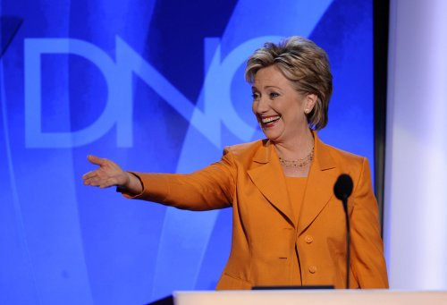 Clinton would back women sharing her views