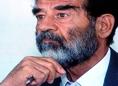 Papers show Saddam saw plots everywhere