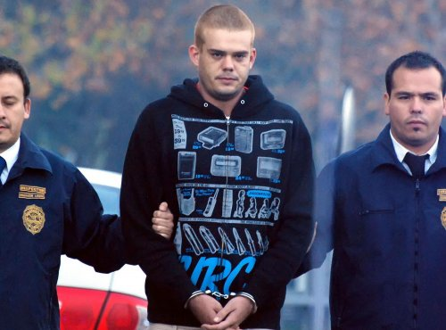 Joran van der Sloot video offers glimpse inside Peruvian prison
