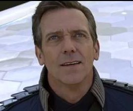 Hugh Laurie amazed in new 'Tomorrowland' trailer