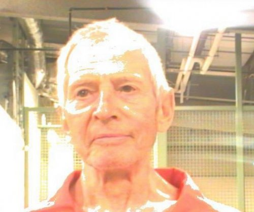 Robert Durst indicted in Louisiana on gun charges