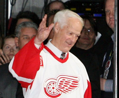 Gordie Howe visitation to be held in Joe Louis Arena