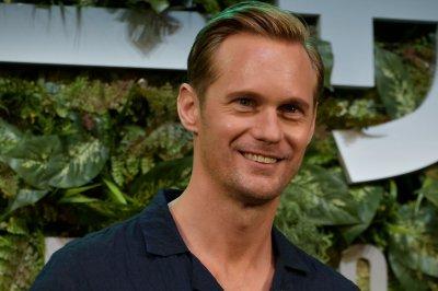 Alexander Skarsgard says dad Stellan raised him to love 'Tarzan' films