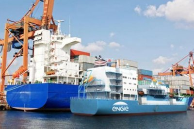 LNG considered for maritime shipper fuel