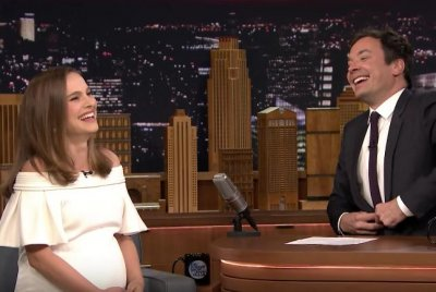 Natalie Portman: I'm not as pregnant as people may think