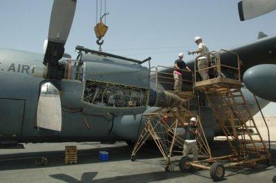 U.S. Navy selects StandardAero for T56 engine maintenance