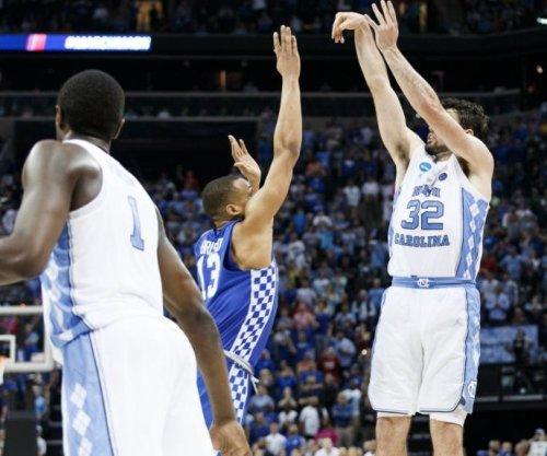 North Carolina Tar Heels head to Final Four on Luke Maye's last-second hoop