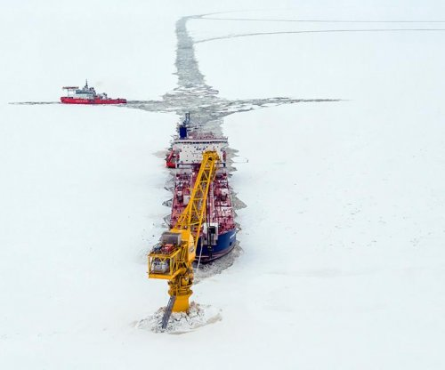 Russia announces oil production milestone above Arctic Circle