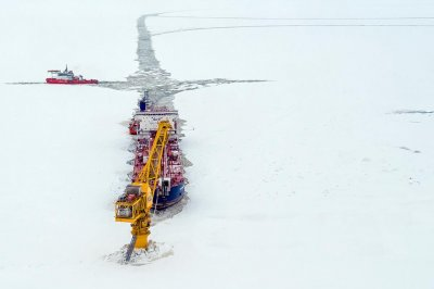 Russia announces oil production milestone above Arctic Circle