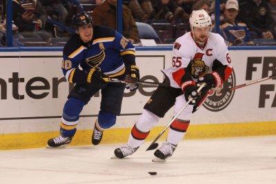 Ottawa Senators captain Erik Karlsson undergoes foot surgery to repair torn tendons