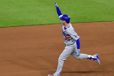 Los Angeles Dodgers' Cody Bellinger wins 2017 NL Rookie of Year honors