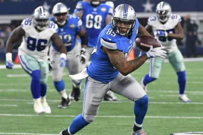 Former Lions TE Eric Ebron cites Andrew Luck factor in choosing Colts