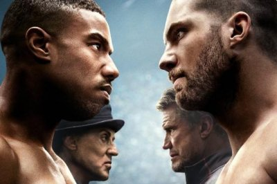 'Creed II': Michael B. Jordan stares down opponent in new poster