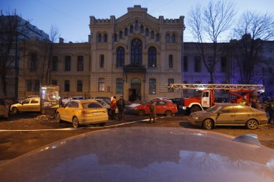 No casualties in St. Petersburg university building collapse