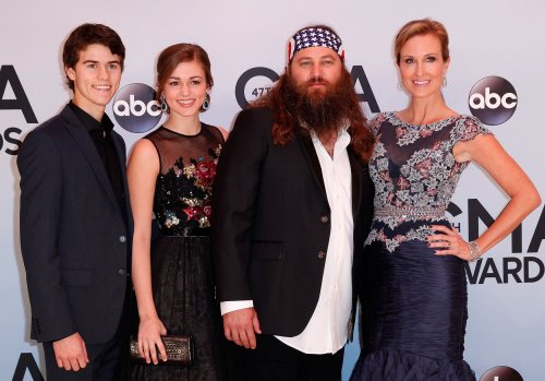 'Duck Dynasty' star says show's purpose is 'to get the message of God out there'