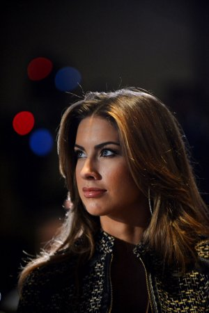 Katherine Webb and AJ McCarron are filming a reality show