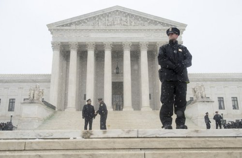Supreme Court considering Ohio ban on campaign lies