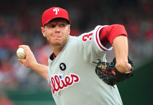 Phillies fan finally goes to zoo with Roy Halladay after blogging about it